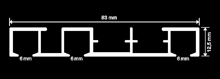 A6710 | functional rail | Thomas Regout B.V.