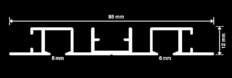 A6730 | functional rail | Thomas Regout B.v