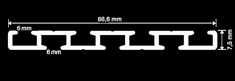 A6784   functional rail   Thomas Regout B.V.