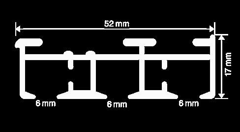 A6903 | panel track | Thomas Regout B.V.