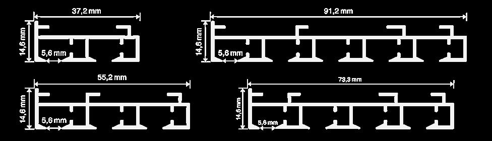 A6504 | panel track | Thomas Regout B.V.