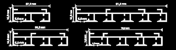 A6505 | panel track | Thomas Regout B.V.