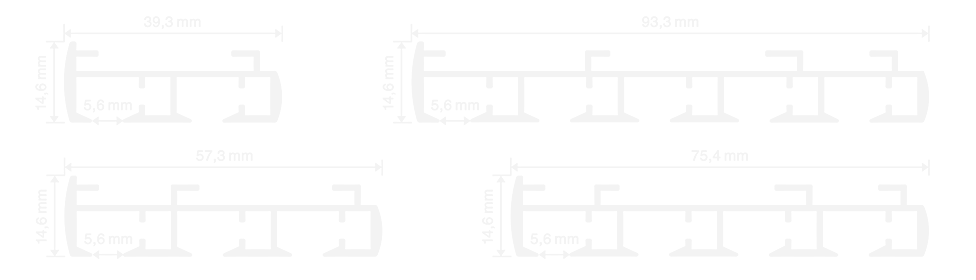 A6513 | panel track | Thomas Regout B.V.