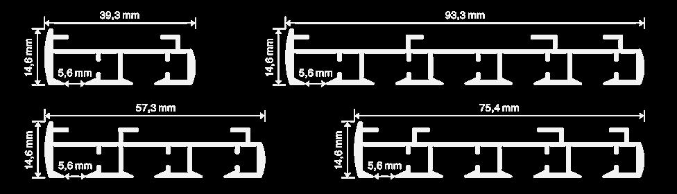 A6514 | panel track | Thomas Regout B.V.